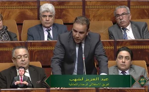 الأخ عبدالعزيز لشهب : سكان إقليم وزان يطالبون بإحداث محكمة للاستئناف بمدينتهم