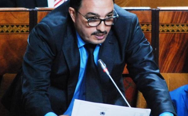 الأخ عبدالغني جناح :  صناع الفخار بمزوضة بإقليم شيشاوة يعيشون حالة الافلاس