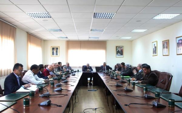 الأمين العام لحزب الاستقلال يستقبل المكتب التنفيذي للعصبة المغربية للتربية الأساسية ومحاربة الأمية