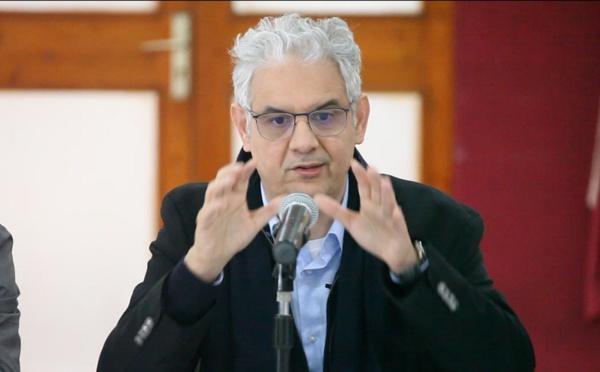 الكلمة التوجيهية للأخ نزار بركة الأمين العام لحزب الاستقلال أمام الدورة الثانية لمجلس المفتشين