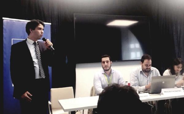 انتخاب الأخ عبد المجيد الفاسي نائبا لرئيس منظمة الأممية الأوربية للشباب الديموقراطي