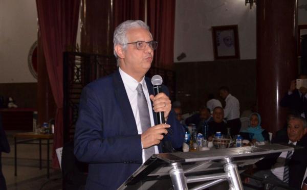 الأمين العام لحزب الاستقلال في لقاء مفتوح مع مناضلات ومناضلي إقليم  مكناس