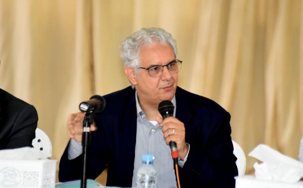 الأخ نزار بركة الأمين العام لحزب الاستقلال يترأس الدورة العادية لمجلس المفتشين