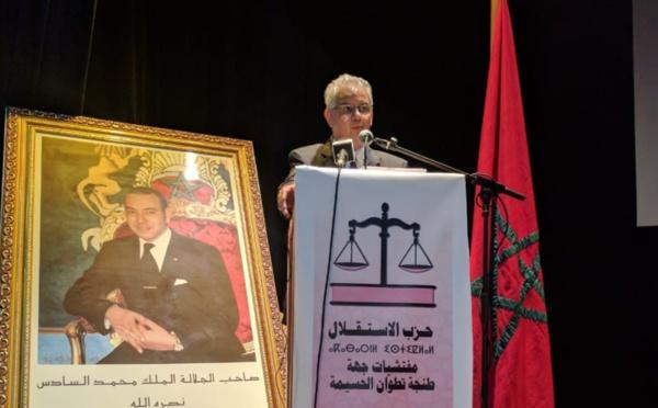 نزار بركة : عبد الخالق الطريس.. والإيمان الراسخ بالديمقراطية وحقوق الإنسان