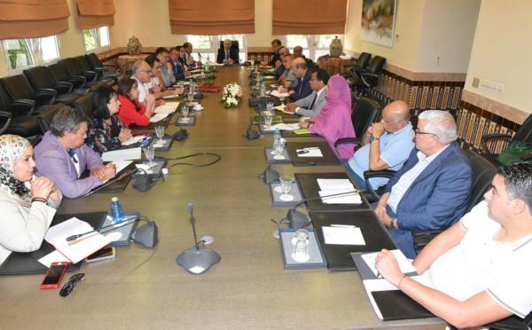 اللجنة التنفيذية لحزب الاستقلال تعتبر الإصلاحات السياسية والمؤسساتية والديمقراطية محورا لكل التعاقدات المجتمعية