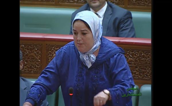 فاطمة عميري : اقصاء العديد من الأسر المعوزة ببعض الأقاليم والجهات من الاستفادة من برنامج تيسير