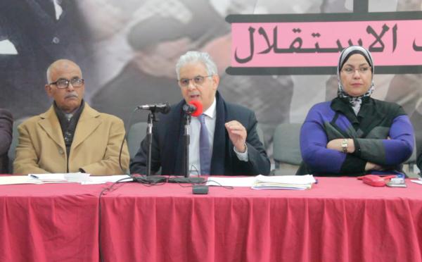 نزار بركة : ندعو الحكومة إلى رفع أجور الموظفين قبل المصادقة النهائية على مشروع قانون المالية 2019