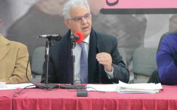 الاخ نزار بركة : لا ديمقراطية محلية دون جماعات ترابية ذات مصداقية وفعالية