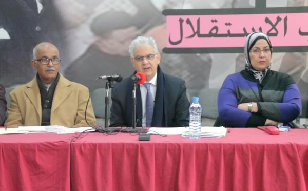 نزار بركة : بلادنا أمام استقلالية قضائية فتية ودور القضاء حاسم في الإقلاع التنموي وترسيخ الثقة