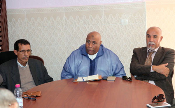 في بلاغ للجامعة الوطنية لموظفي وأعوان وزارة الشباب والرياضة
