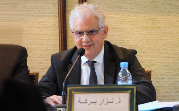 نزار بركة : الإصلاح المؤسساتي دعامة أساسية في إرساء النموذج التنموي الجديد