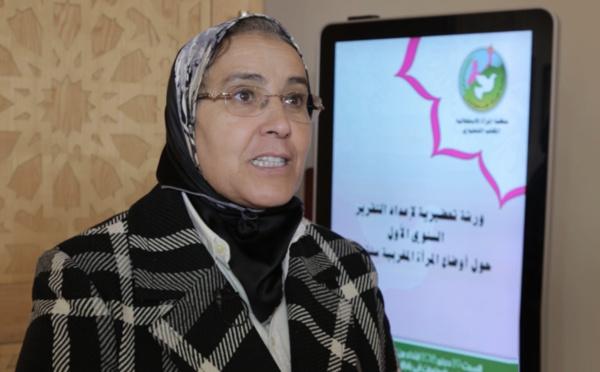 الأخت خديجة الزومي : منظمة المرأة الاستقلالية تدشن جيلا جديدا من الترافع حول قضايا المرأة المغربية