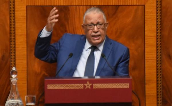 محمد بلحسان : أوضاع المنجمين التقليديين