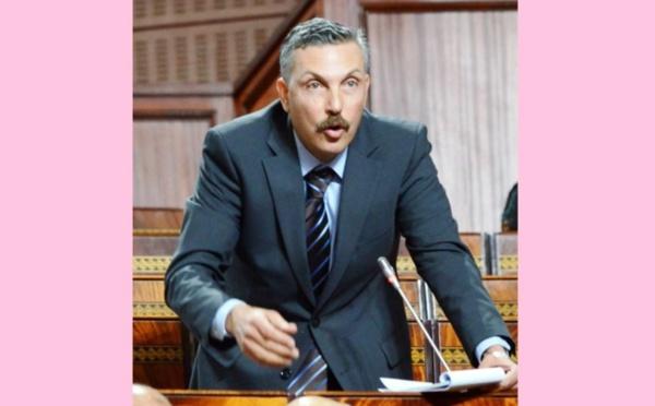 النائب علال العمراوي : التنبيه إلى المشاكل الكبرى المتعلقة بتدبير النفايات