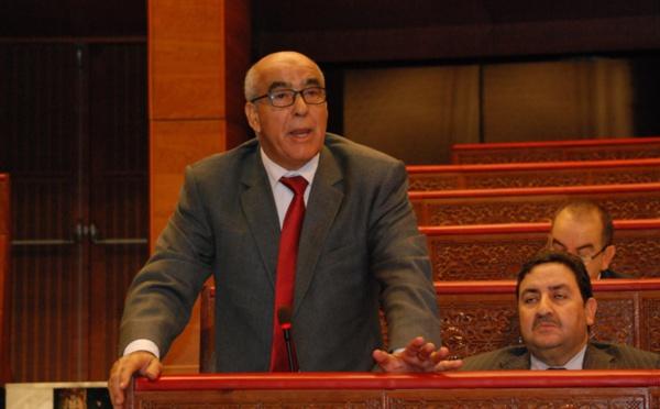 الأخ عبد السلام اللبار يساءل وزيرالصحة حول مآل التغطیة الصحیة للمستقلین وأصحاب المهن الحرة