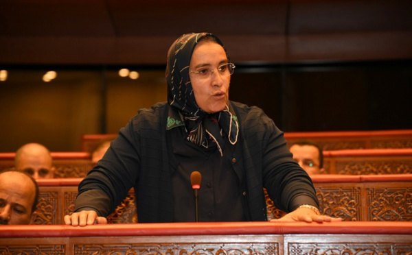 خديجة الزومي : حرمان الممرضين والأطر شبه الطبية العاملة بالمكاتب الجماعية لحفظ الصحة من التعويض عن الأخطار المهنية