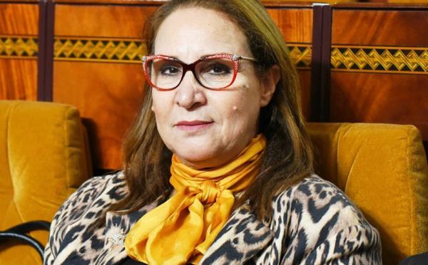 سعيدة أبو علي : الدعوة الى إجراءات عملية لحماية حقوق العمال المغاربة بدول الخليج
