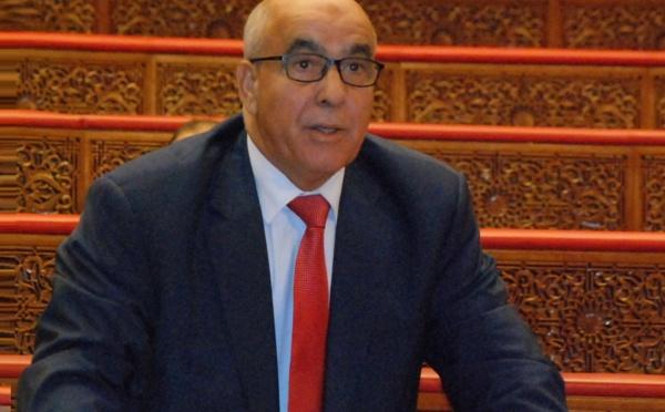 الأخ عبد السلام اللباريسائل رئيس الحكومة حول النهوض بأوضاع المسنين و ذوي الاحتياجات الخاصة