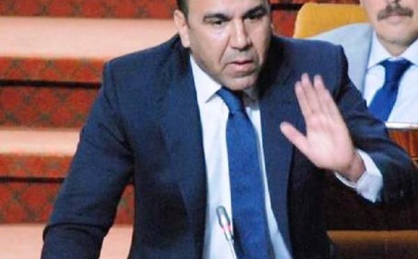 مداخلة الأخ عبد العزيز لشهب في مناقشة الميزانيات القطاعية