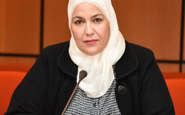 الأخت زينب قيوح حول معالجة إشكالية سوء تدبير مخزون الدوية