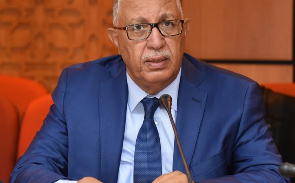 الأخ محمد بلحسان حول وضعية القناطر