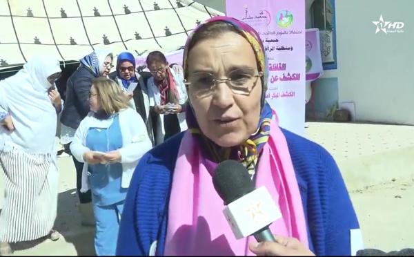في مبادرة خلاقة .. المرأة الاستقلالية إحتفاءا باليوم العالمي للمرأة تنظم قافلة طبية لصالح نساء القرى بإقليم العرائش