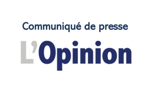 L'Opinion est maintenant entre vos mains sous forme PDF et gratuitement
