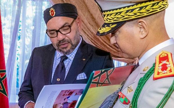 جلالة الملك محمد السادس يكلف الطب العسكري بالعمل المشترك مع نظيره المدني لمكافحة وباء كوفيد19