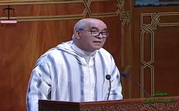 عبد السلام اللبار : صوتنا ضد المشروع القانون المالي التعديلي لإنحيازه للاختيارات السهلة والتدابير الترقيعية