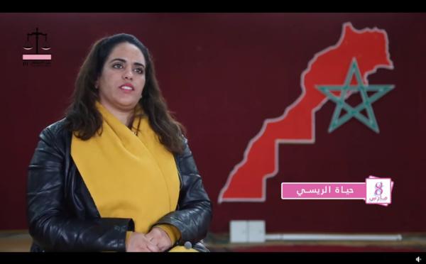 حياة ريسي نائبة رئيس جماعة عين قنصرة.. علاش لا المرأة القروية متكونش برلمانية أو حتى وزيرة
