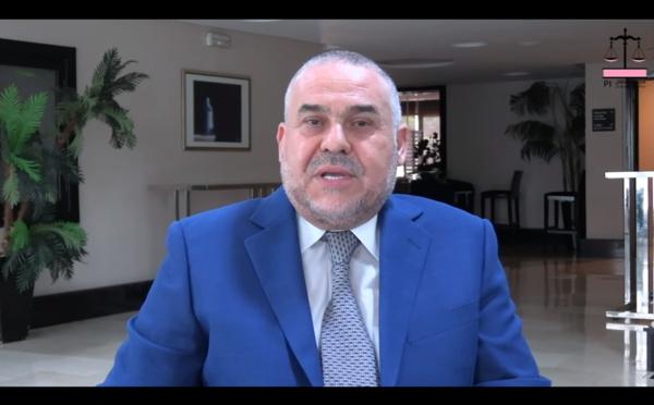 الأخ حسان بركاني في رسائل حول انتخابه رئيسا لأكبر الغرف المهنية بالمملكة