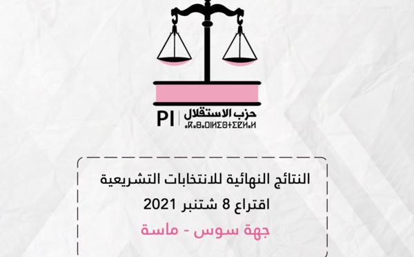 يتقدمهم الأخ عبد الصمد قيوح.. هؤلاء هم الاستقلاليون الفائزون في الانتخابات التشريعية الذين نالوا ثقة المواطنين بجهة سوس - ماسة
