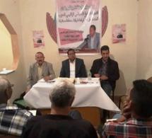 الأخ عمر عباسي يترأس أشغال المجلس الإقليمي لحزب الاستقلال بإفران