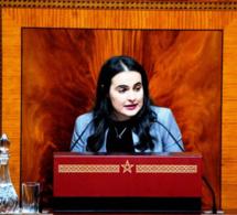 الأخت إيمان بن ربيعة : دمقرطة الدولة والمجتمع تمر حصرا عبر إرساء كل الضمانات القانونية والتنظيمية والقضائية لإعلام حر ونزيه