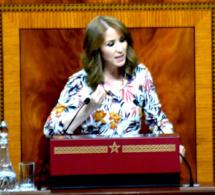 تدخل الاخت رفيعة المنصوري عضوة الفريق الاستقلالي بمجلس النواب في مناقشة مشروع قانون المالية 2019