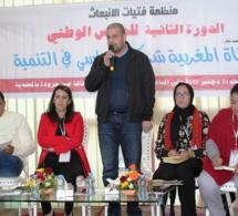 نجاح باهر للدورة الثانية للمجلس الوطني لمنظمة فتيات الانبعاث