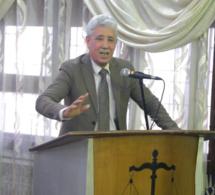الأخ نزار بركة يترأس الدورة الأولى للجنة المركزية لحزب الاستقلال