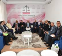 أعضاء الفيدرالية البيمهنية لقطاع الدواجن بالمغرب في ضيافة الفريق الاستقلالي بمجلس النواب