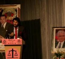 قصيدة مؤثرة للشاعر أحمد الحريشي في حق الزعيم علال الفاسي