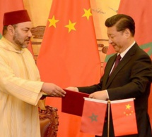 في بلاغ للديوان الملكي.. جلالة الملك محمد السادس يتباحث مع الرئيس الصيني حول الشراكة بين البلدين في مجال محاربة جائحة كوفيد-19