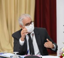 """الأخ نزار بركة في لقاء مع نواب الحزب ينتقد """"حكومة الخوف"""" ويأسف على فرص الاصلاح الضائعة في ولاية حكومية باهتة"""