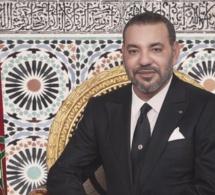 جلالة الملك محمد السادس يبعث برقية تعزية ومواساة إلى أسرة المرحوم الأستاذ محمد الوفا