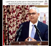 نزار بركة .. التفاوتات الاجتماعية وصلت مستوى قياسي لم يعرفه المغرب منذ الاستقلال نتيجة سياسة دعاة الليبرالية المفرطة