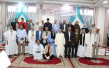 الأخ مولاي حمدي ولد الرشيد يترأس الجمع العام لهيئة المستشارين الجماعيين الاستقلاليين بإقليم العيون