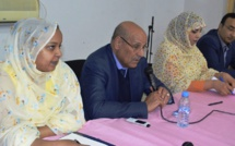 الاتحاد العام للشغالين بمدينة العيون يحتفل بعيد المرأة