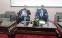 الأخ النعم ميارة يترأس المؤتمر الإقليمي للاتحاد العام للشغالين بأكادير