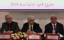 في اللقاء الدراسي للفريق الاستقلالي بالبرلمان حول مشروع القانون المالي 2018