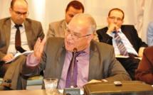 الأخ نورالدين مضيان رئيس الفريق الاستقلالي للوحدة والتعادلية يسائل الحكومة