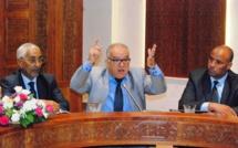 الأخ نور الدين مضيان في مناقشة مشروع القانون المالي 2018