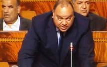 تدخل الأخ محمد الحافظ في مناقشة الميزانيات الفرعية للقطاعات الانتاجية برسم مشروع قانون المالية 2018